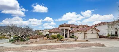 El Paso Single Family Home For Sale: 6500 La Posta Drive