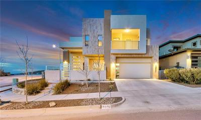 El Paso Single Family Home For Sale: 6099 Desert Whisper Court