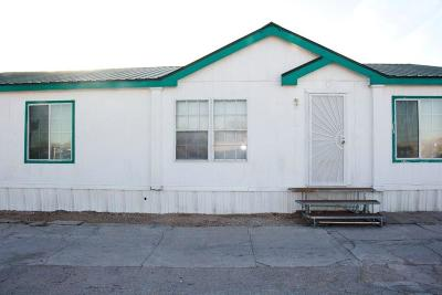 Horizon City Single Family Home For Sale: 109 Lake Bonito