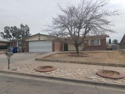 Single Family Home For Sale: 1528 Lou Graham Street
