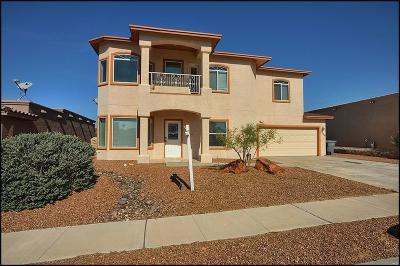 El Paso Single Family Home For Sale: 6689 Hermoso Del Sol