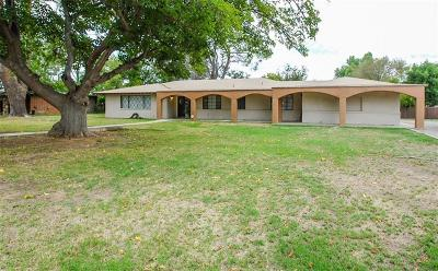 El Paso Single Family Home For Sale: 764 Bittersweet Place