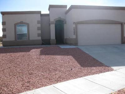 Single Family Home For Sale: 14204 Desert Bush Drive