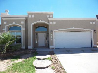 Horizon City Single Family Home For Sale: 12540 Paseo Lindo Drive