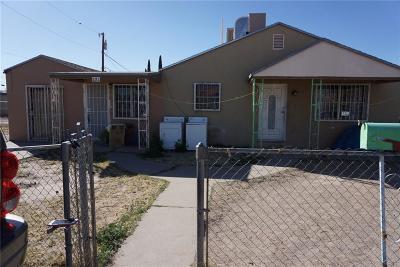 Multi Family Home For Sale: 121 Awbrey Street #1 & 2