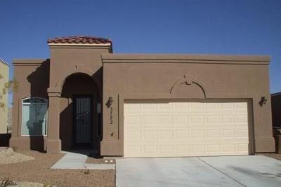 El Paso Single Family Home For Sale: 812 Nena Shapleigh Lane