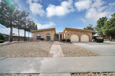 Single Family Home Active with Contingency: 920 De Leon Drive