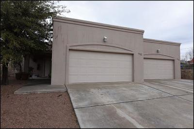 El Paso Multi Family Home For Sale: 3921 Panama Way #A & B