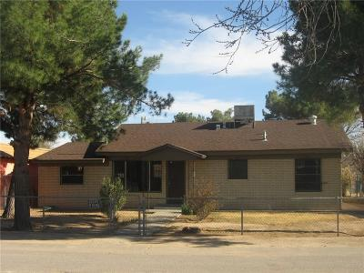Clint Single Family Home For Sale: 616 Main Street
