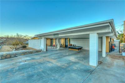 El Paso Single Family Home For Sale: 8702 Galena Drive