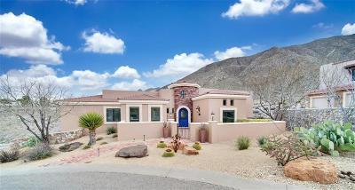 El Paso Single Family Home For Sale: 509 Thunder Crest Lane