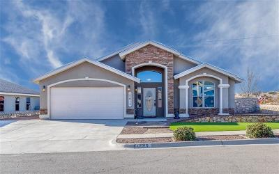 Horizon City Single Family Home For Sale: 12015 Stansbury Drive