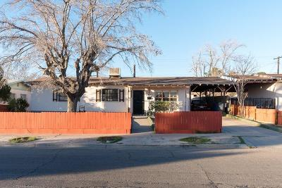 Single Family Home For Sale: 7431 Wilcox Drive
