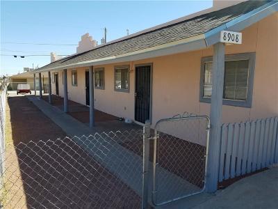El Paso Multi Family Home For Sale: 8908 Roberts Drive #1,2,3