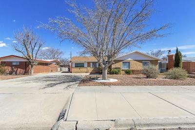 Single Family Home For Sale: 9514 Roanoke Drive