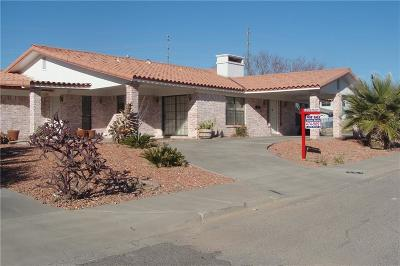 El Paso Single Family Home For Sale: 4703 Frankfort Avenue
