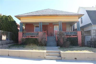 El Paso Multi Family Home For Sale: 1408 Arizona Avenue #A & B