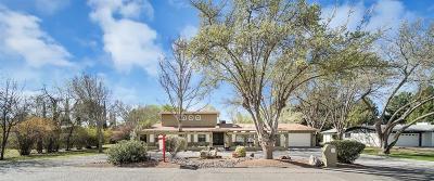 El Paso Single Family Home For Sale: 708 Cervantes Court