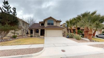El Paso Single Family Home For Sale: 509 Northwyck Way