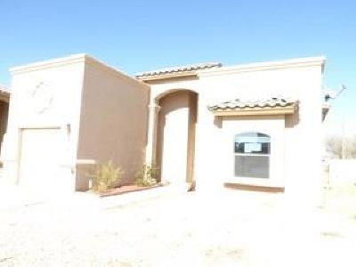 Socorro Single Family Home For Sale: 518 Villas Del Valle Road