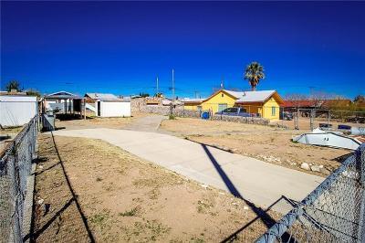 El Paso Single Family Home For Sale: 3613 Louisville Avenue