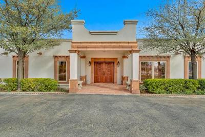 El Paso Single Family Home For Sale: 5030 Country Club Place