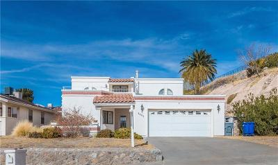 Single Family Home For Sale: 6405 Camino Fuente Drive