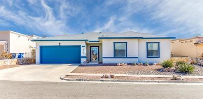 El Paso Single Family Home For Sale: 6692 Cabana Del Sol