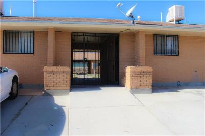 El Paso Multi Family Home For Sale: 8701 Lawson Street #11 units