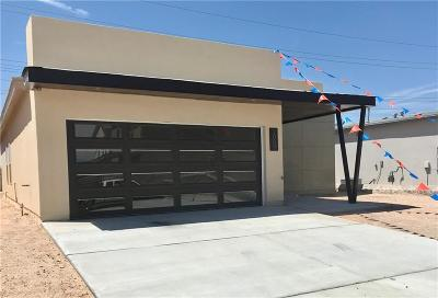 El Paso Single Family Home For Sale: 2009 Roy Vinson Place