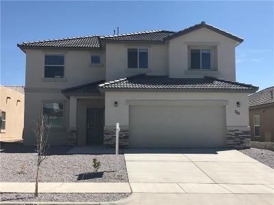 Horizon City Single Family Home For Sale: 788 Woodmanstone Road