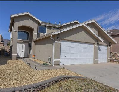 El Paso TX Single Family Home For Sale: $208,895
