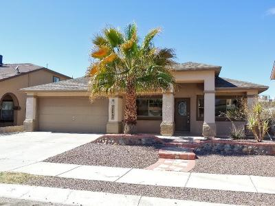 El Paso TX Single Family Home For Sale: $179,050