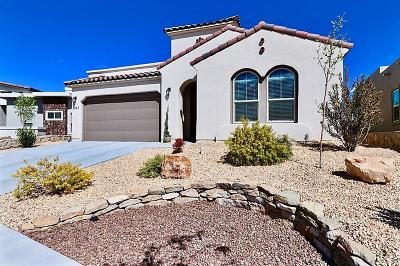 El Paso Single Family Home For Sale: 7453 Meadow Sage Drive