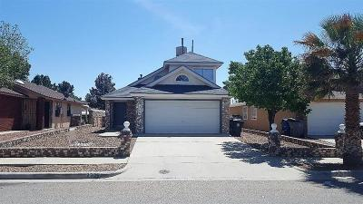 Single Family Home For Sale: 2308 Tierra Grande