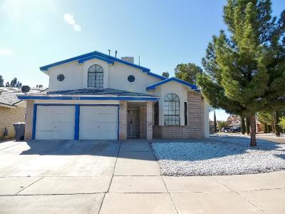 El Paso TX Single Family Home For Sale: $127,950