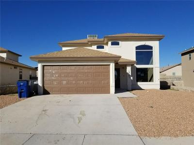 El Paso TX Single Family Home For Sale: $131,500