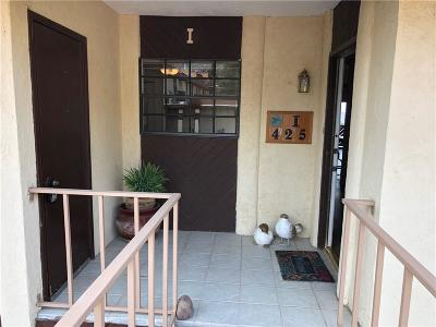 El Paso Condo/Townhouse For Sale: 425 Irondale Dr #I