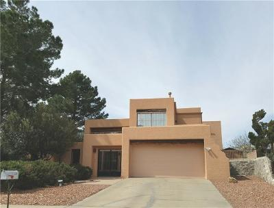 Single Family Home For Sale: 7328 Wind Song Drive