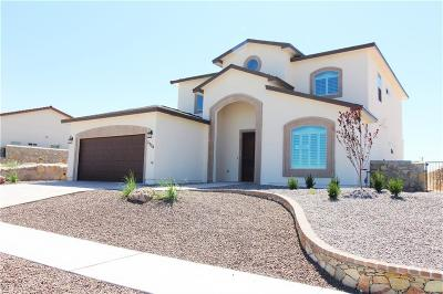 El Paso Single Family Home For Sale: 7734 Enchanted Ridge Drive