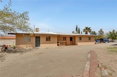 Single Family Home For Sale: 525 Val Verde Street