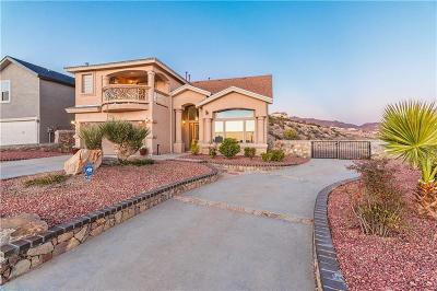 El Paso Single Family Home For Sale: 1601 Villa Del Sol