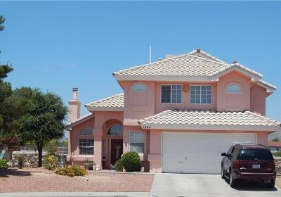 Single Family Home For Sale: 1244 Desierto Seco Drive