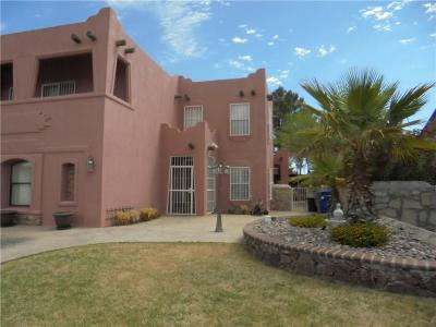El Paso TX Single Family Home For Sale: $193,500