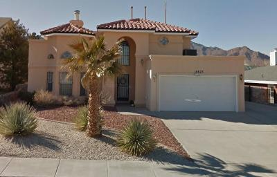 El Paso TX Single Family Home For Sale: $169,900