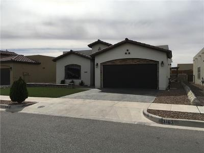 El Paso TX Single Family Home For Sale: $194,900