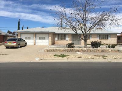 Single Family Home For Sale: 10125 Honolulu Drive
