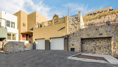 El Paso Single Family Home For Sale: 4004 Camelot Heights Drive #D