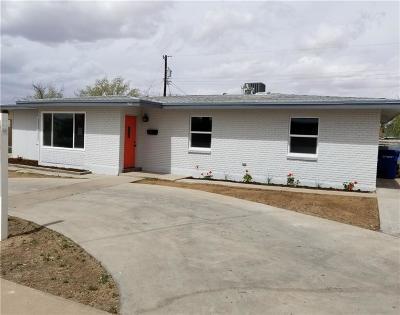 Single Family Home For Sale: 7807 Dogwood Street