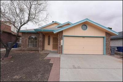 Single Family Home For Sale: 3189 Lonesome Dove Circle